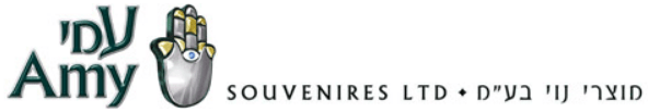 """יודאיקה – עמי מוצרי נוי בע""""מ Logo"""